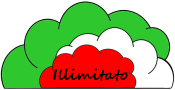 nuvola-tricolor-illimitato